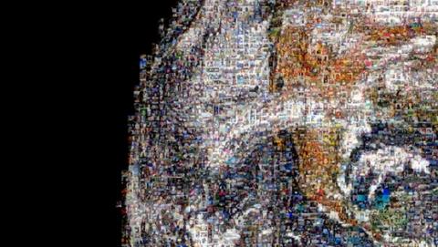 La NASA creó esta imagen de la Tierra con selfies recibidos